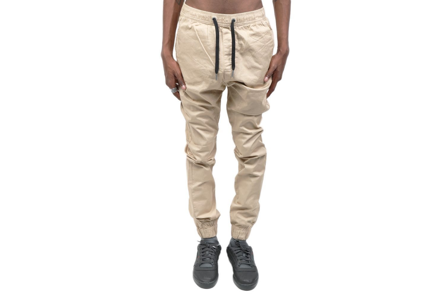 SURESHOT LIGHTWEIGHT JOGGER MENS SOFTGOODS ZANEROBE TAN 30