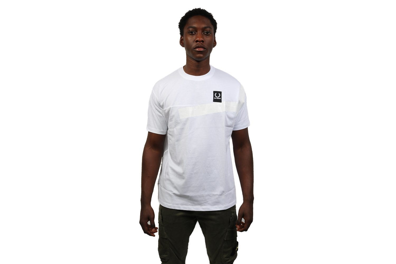 45971c4ea RS TAPE DETAIL- SM4104-100 MENS SOFTGOODS FRED PERRY