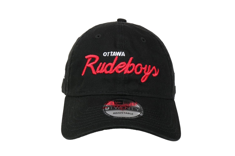 "NRML X NEW ERA ""RUDEBOYS"" STRAPBACK"