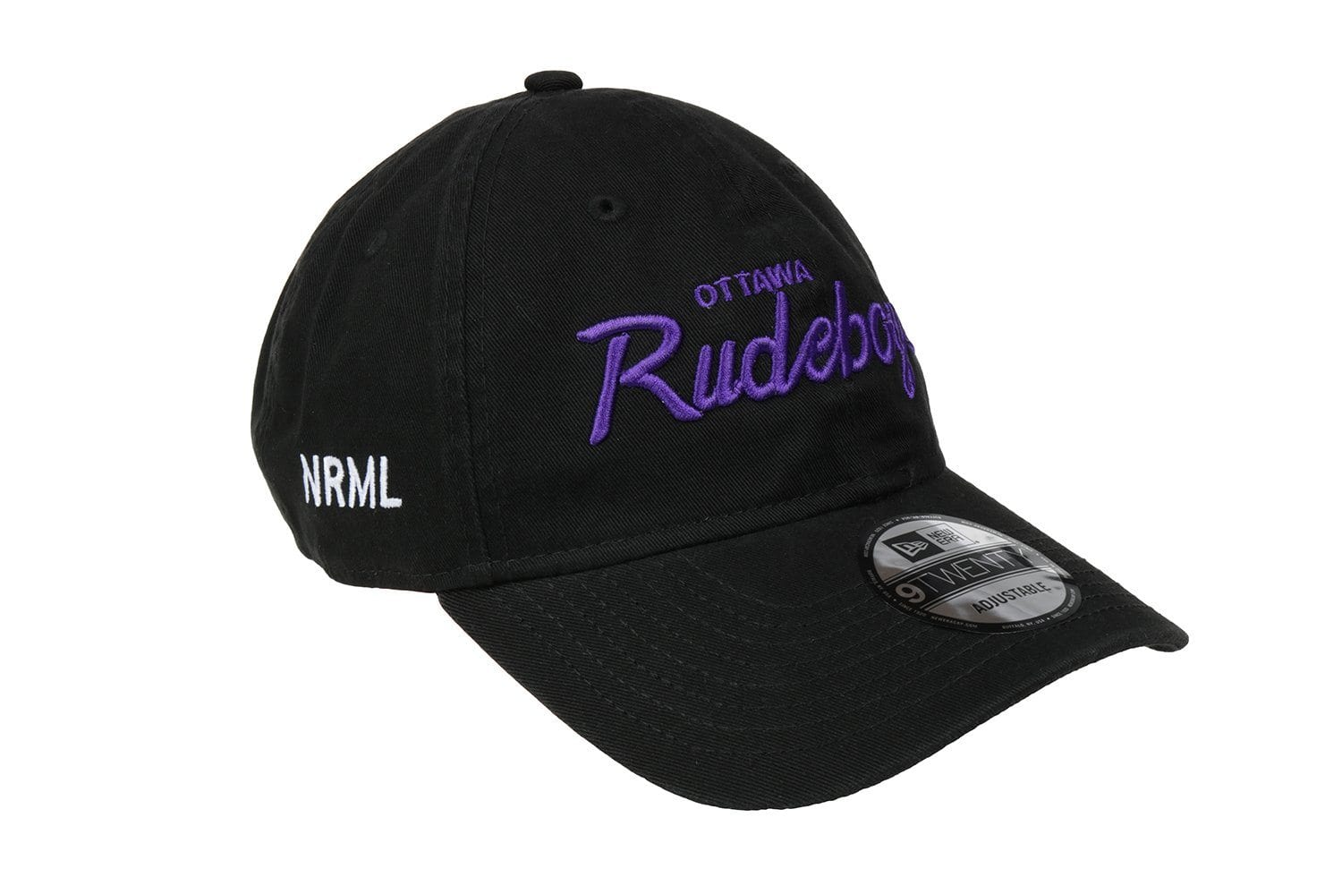 "NRML X NEW ERA ""RUDEBOYS"" STRAPBACK HATS NRML"