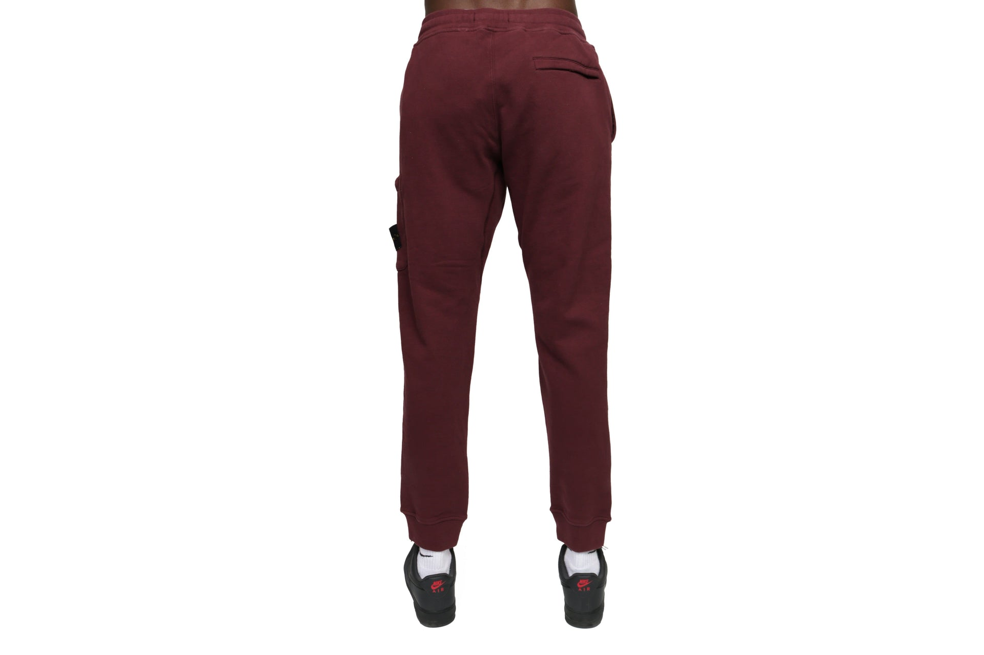 FLEECE PANTS-MO711560320 MENS SOFTGOODS STONE ISLAND