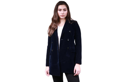 FARA LADIES TAILORED JACKET DOUBLE BREASTED