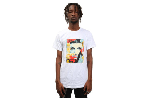 OBEY IDEAL POWER PREMIUM TEE WHITE-165361778