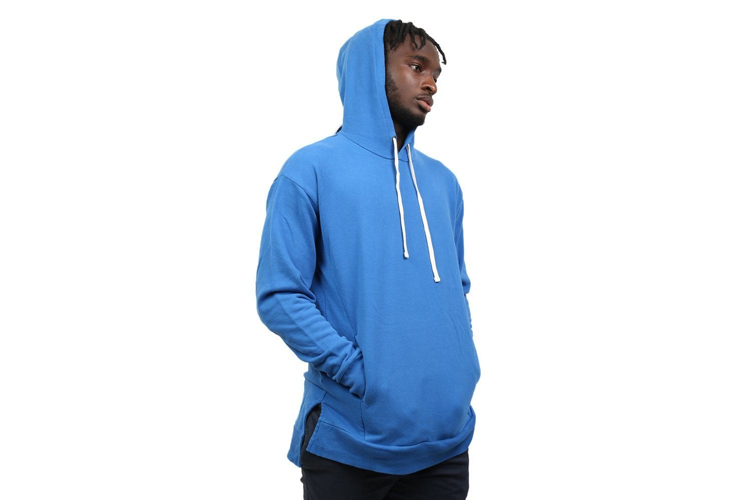 The ZANEROBE Flintlock Hood Sweat in colbat image