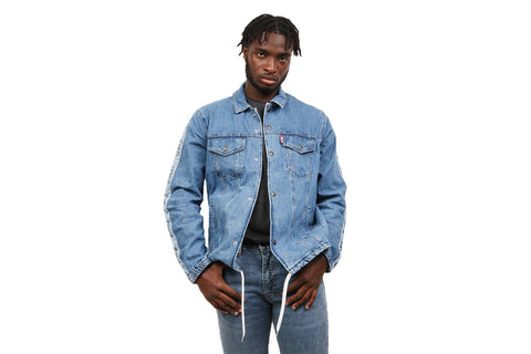 LEVIS PREMIUM BUTTON UP DENIM JACKET-5785000000