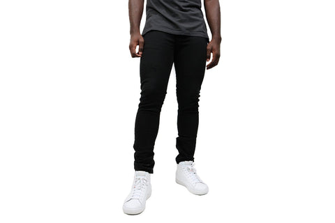 Levi's 510 SKINNY BLACK DENIM PANTS-055104173 image