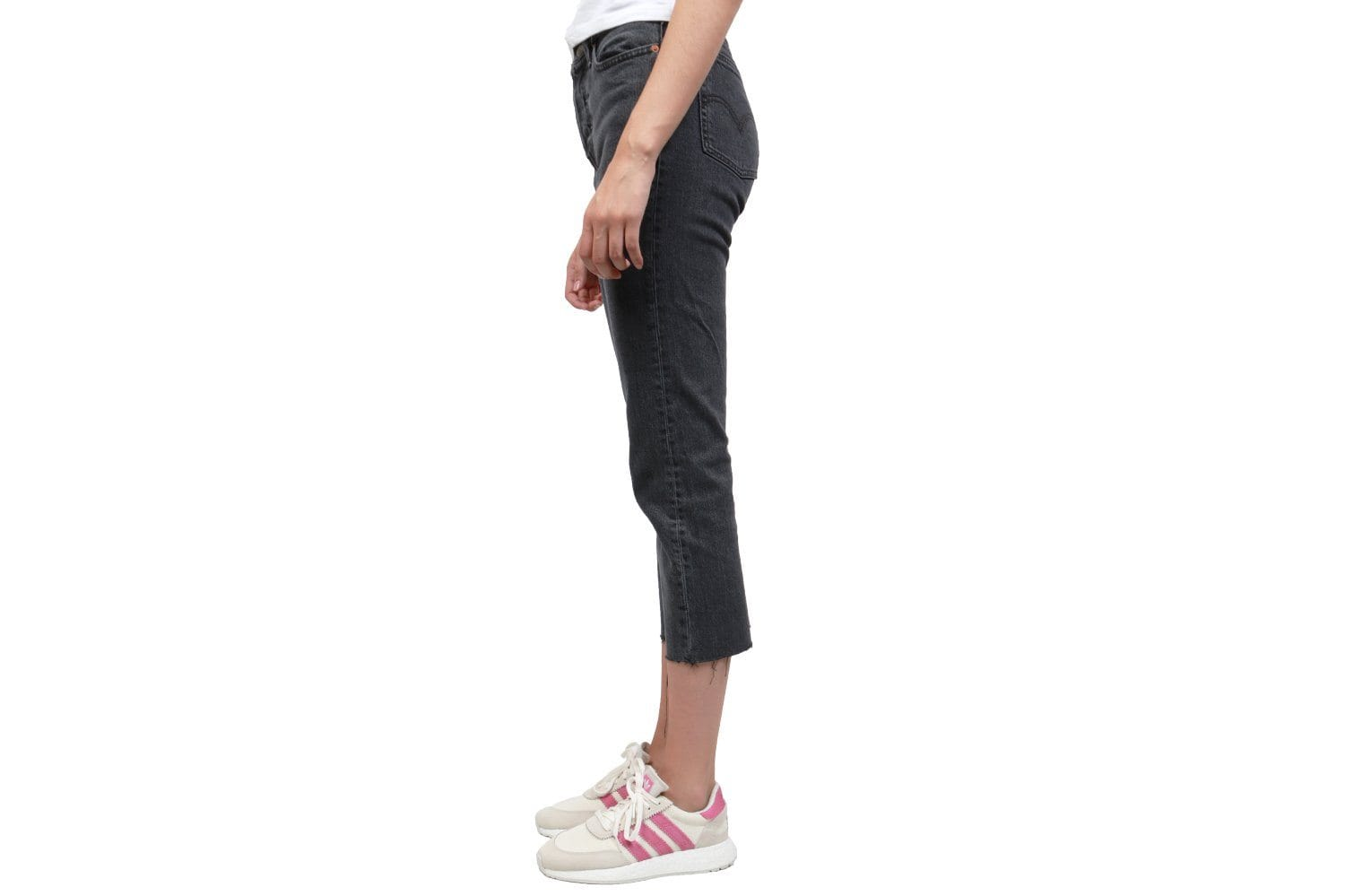WEDGIE STRAIGHT WOMENS SOFTGOODS LEVIS