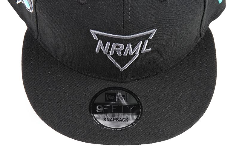 NRML X NEW ERA 2020 SNAPBACK HATS NRML