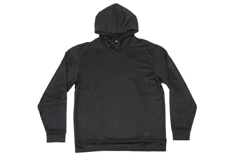 PULLOVER HOOD MENS SOFTGOODS CHEAP MONDAY BLACK S 0475455