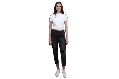 LEGEND HIGH WAIST MOM JEAN