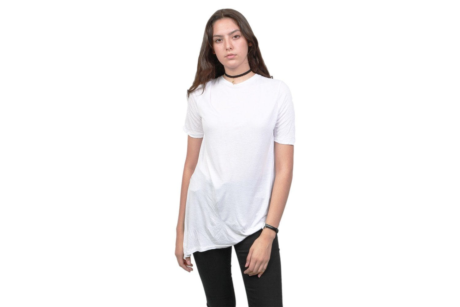 RELEASE TOP WOMENS SOFTGOODS CHEAP MONDAY off white XS