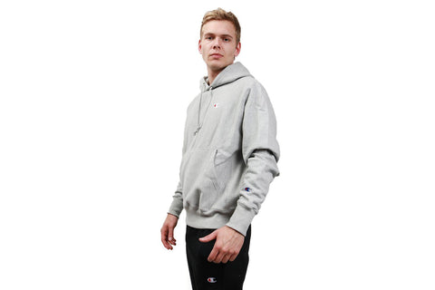 RW FLEECE PO HOOD 'C' CHEST - GF68