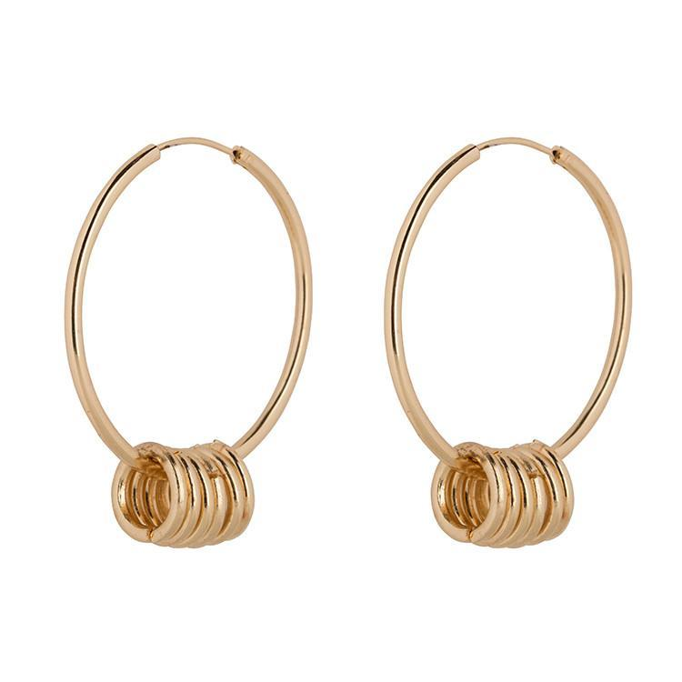 RING IT UP EARRINGS JEWELRY CLUB MANHATTAN