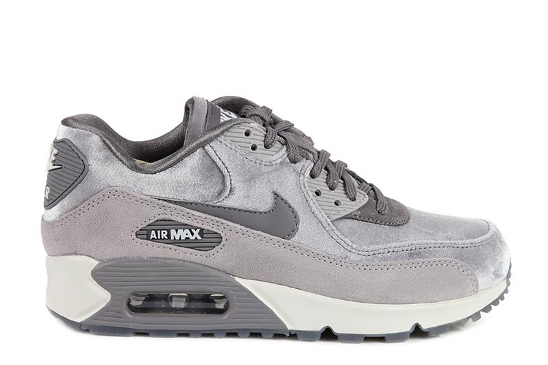 official photos 8a4a4 2d832 WOMEN S AIR MAX 90 LX - 898512-007 WOMENS FOOTWEAR NIKE GUNSMOKE  GUNSMOKE -