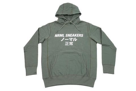 07b6682e495 NRML SNEAKERS LIGHT WEIGHT HOODIE