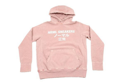 NRML SNEAKERS  LIGHT WEIGHT HOODIE