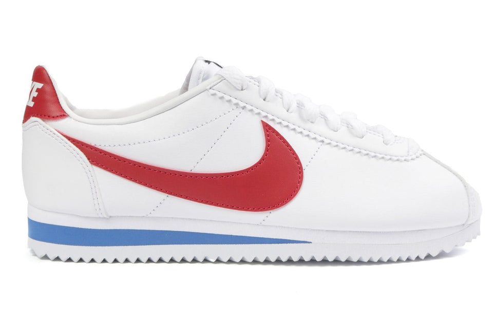 WMNS CLASSIC CORTEZ LEATHER - 807471-103 WOMENS FOOTWEAR NIKE