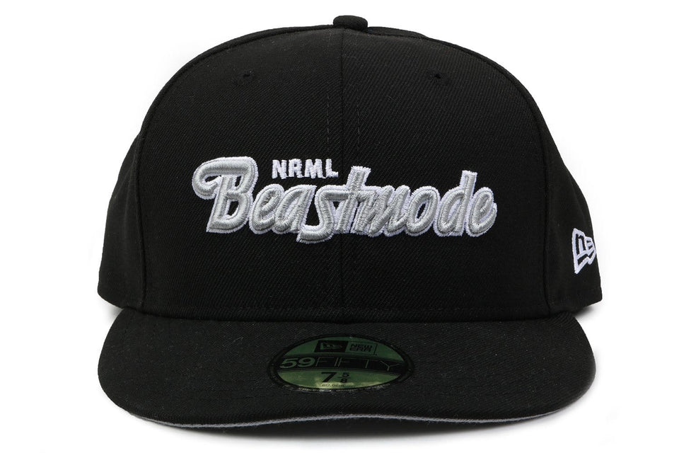 BEASTMODE X NRML FITTED HATS NRML