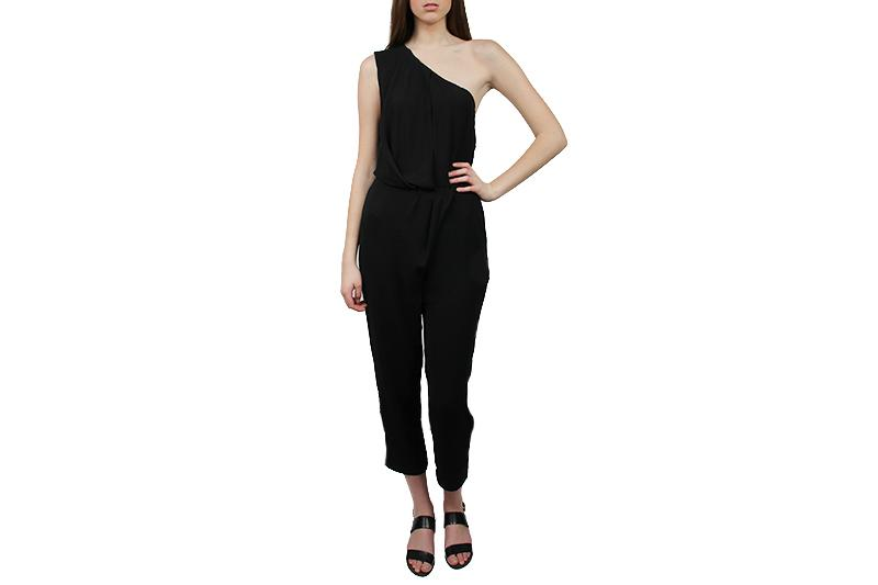 NAO JUMPSUIT WOMENS SOFTGOODS JUST FEMALE BLACK XS