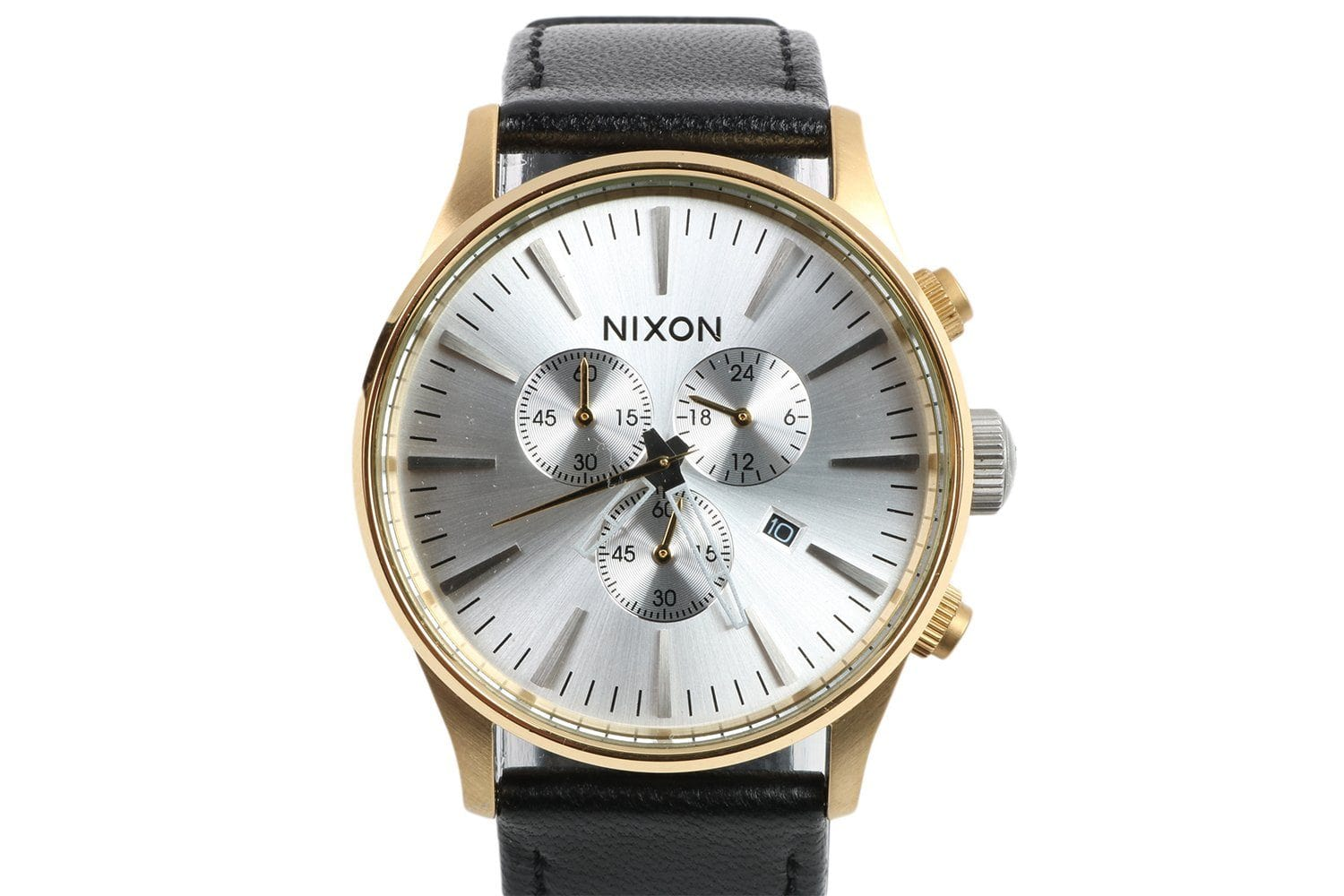 NRML X NIXON 20 YEAR SENTRY CHRONO WATCHES NIXON
