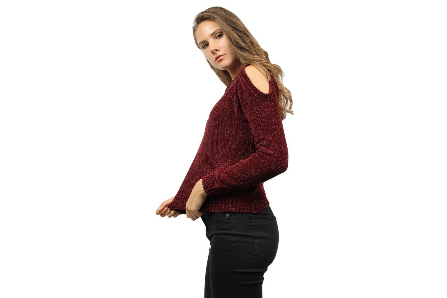 HOT N' COLD-BORDEAUX-BI306386 WOMENS SOFTGOODS BB DAKOTA