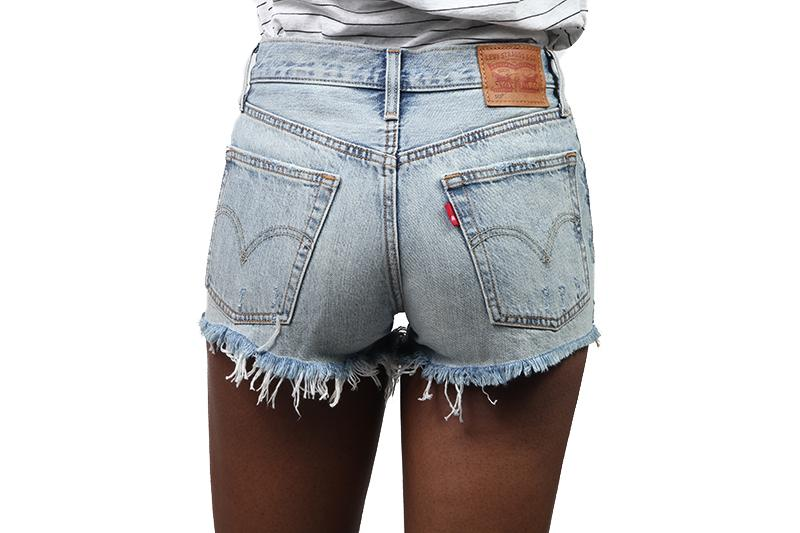 WAVELINE SHORT WOMENS SOFTGOODS LEVIS