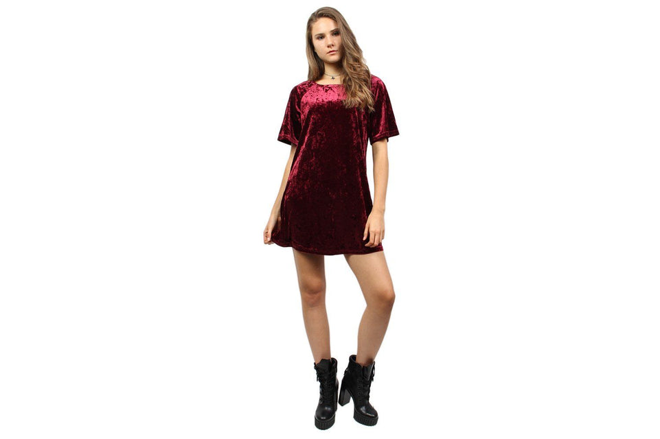CRUSH-BORDEAUX-BI308879 WOMENS SOFTGOODS BB DAKOTA