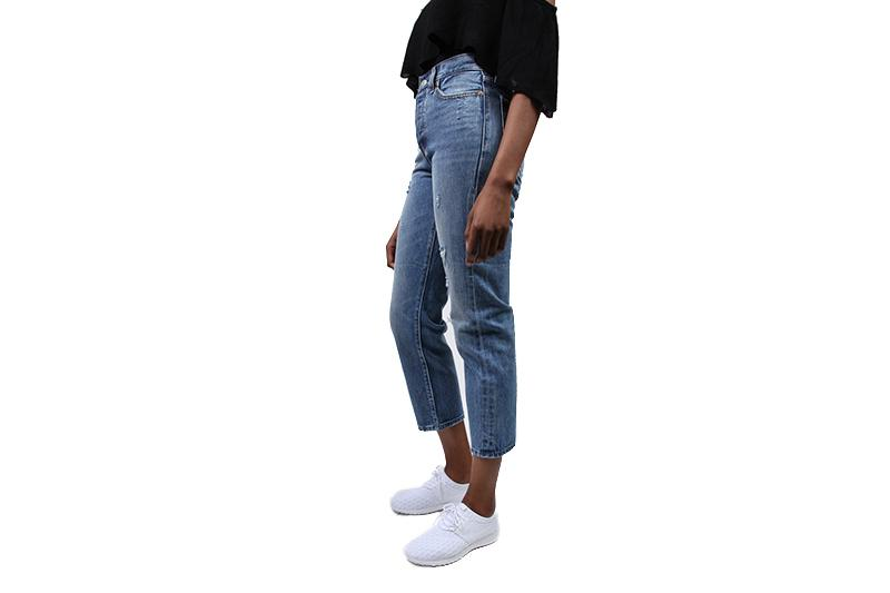 WEDGIE STRAIGHT BEFORE DAWN WOMENS SOFTGOODS LEVIS