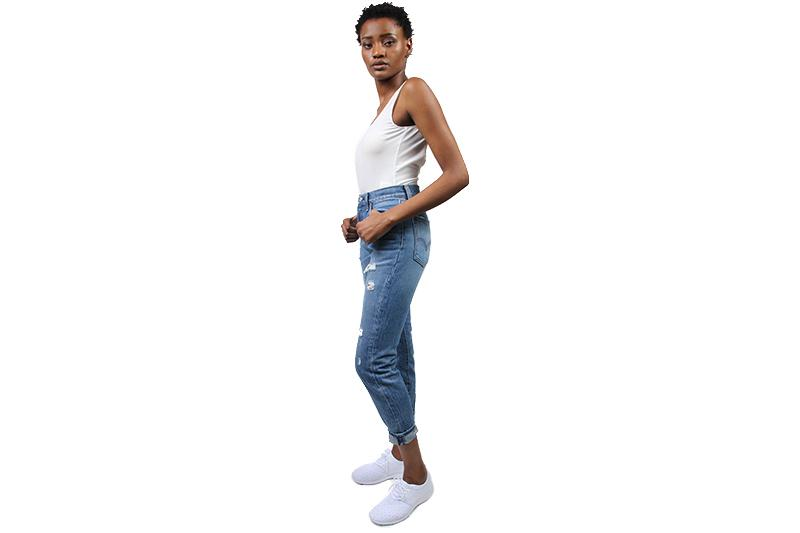 WEDGIE ICON FIT PARTNER IN CRIME WOMENS SOFTGOODS LEVIS
