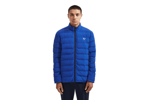 INSULATED JACKET-J7515 MENS SOFTGOODS FRED PERRY