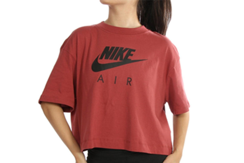 NIKE AIR TEE - BV4777-661 WOMENS SOFTGOODS NIKE