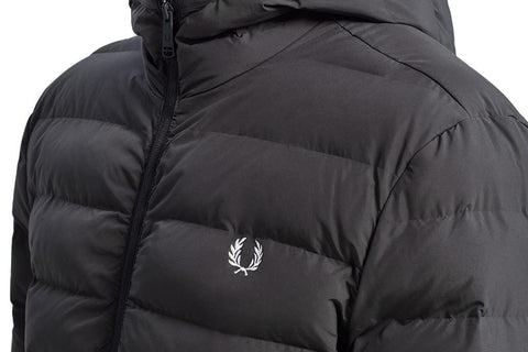 INSULATED HOODED JACKET-J7516