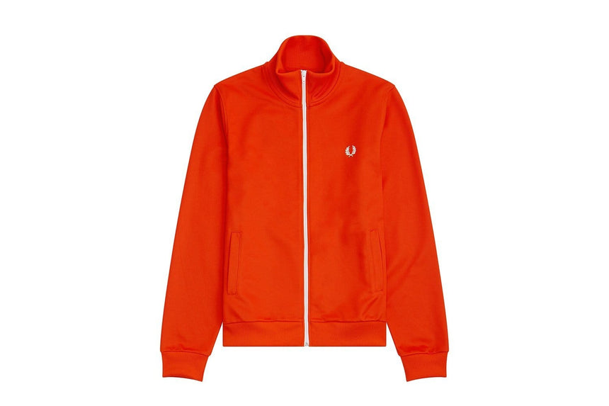 TAPED SIDE TRACK JACKET - J7525 MENS SOFTGOODS FRED PERRY