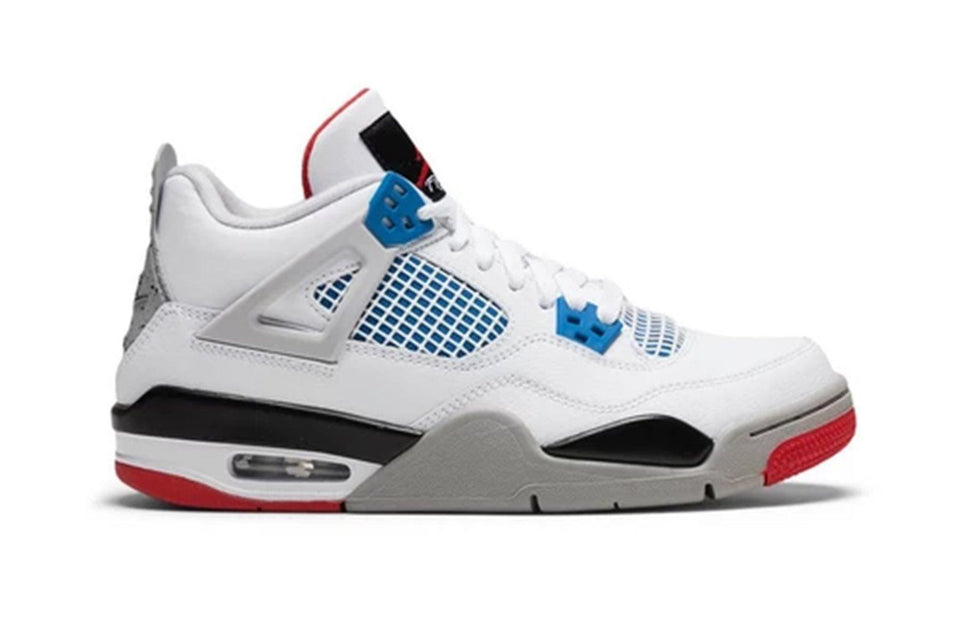 AIR JORDAN 4 RETRO GS-408452-146 WOMENS FOOTWEAR JORDAN