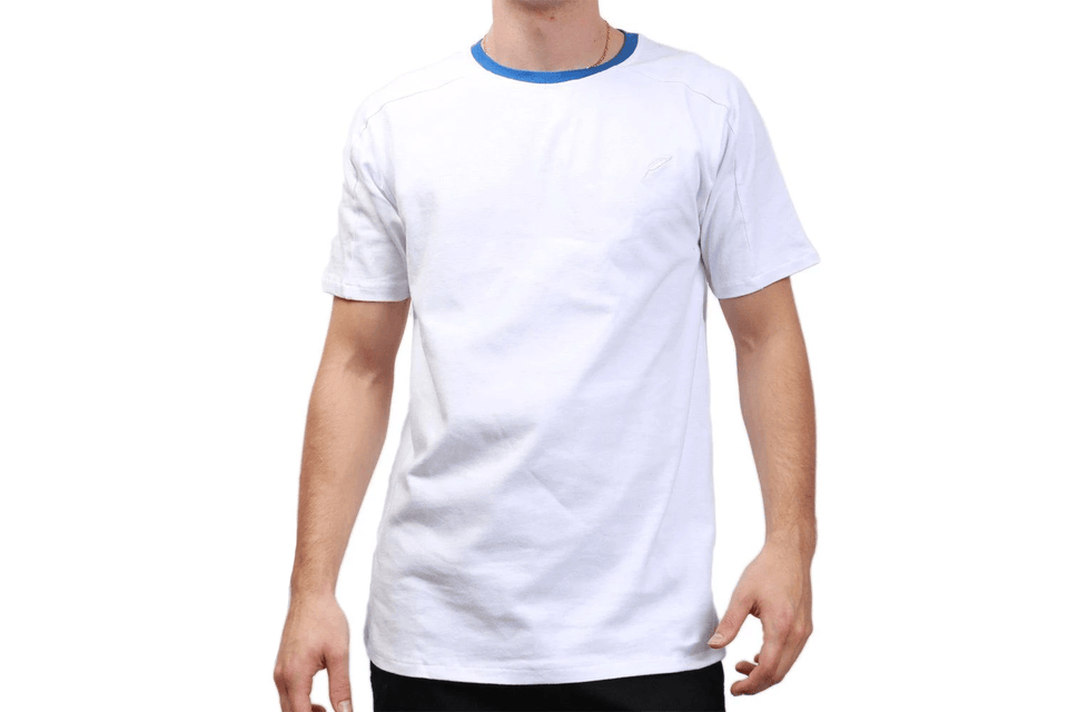 JUDSON TEE - P1803028 MENS SOFTGOODS PUBLISH WHITE S