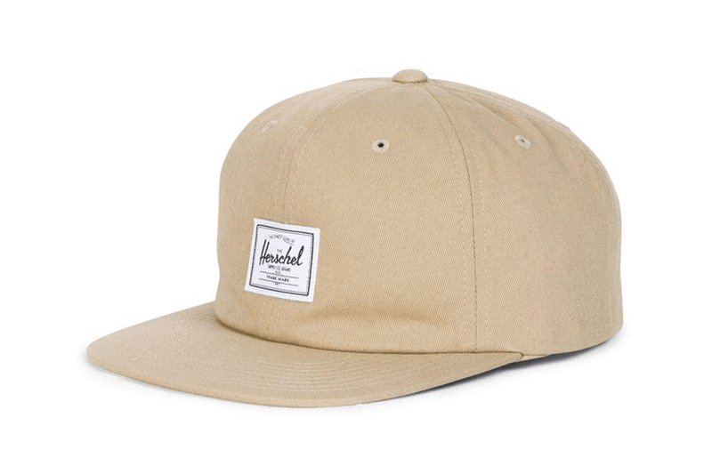 d522856e5b3 ALBERT HAT HATS HERSCHEL KHAKI ONE SIZE