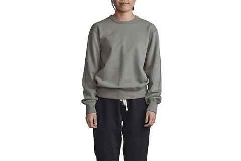 KNIT MID WT TERRY RELAXED CREWNECK - RC-W3030 WOMENS SOFTGOODS REIGNING CHAMP