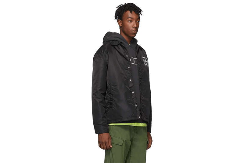 SIGN OF THE TIMES COACH JACKET - 41440 MENS SOFTGOODS KSUBI