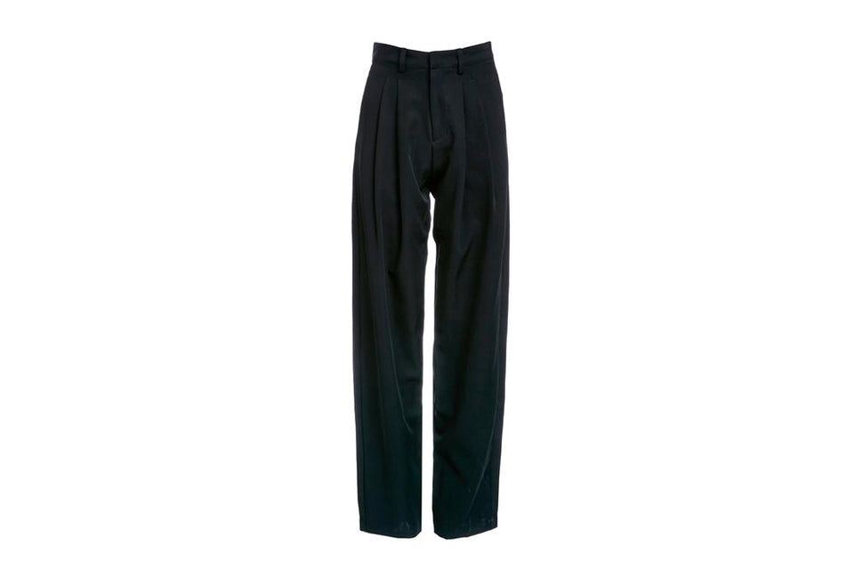 CONRAD TROUSER BLACK 8 WOMENS SOFTGOODS MAURIE & EVE