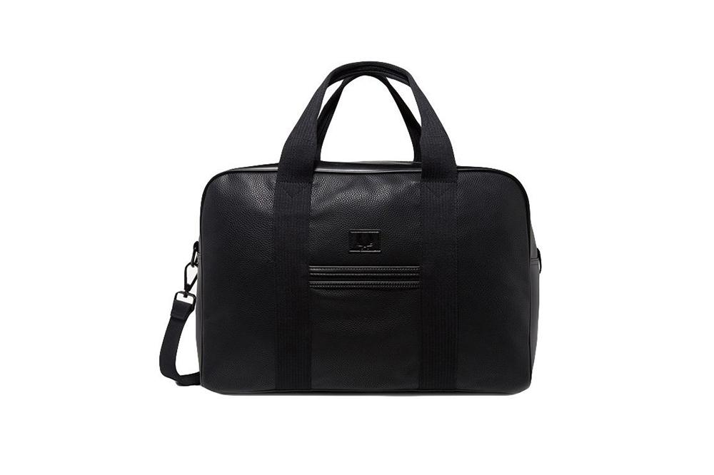 TUMBLED PU HOLDALL BAGS FRED PERRY