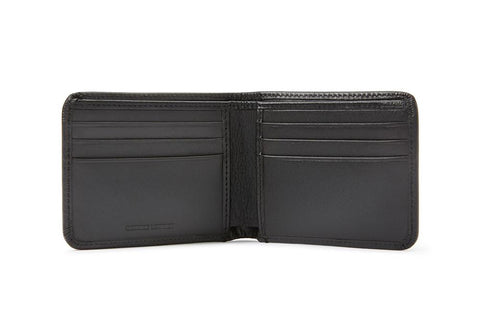 LEATHER BI-FOLD WALLET - L8278