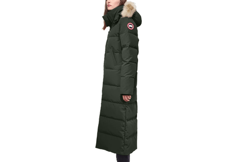 LADIES MYSTIQUE PARKA - FUSION FIT - 3035LA - 782