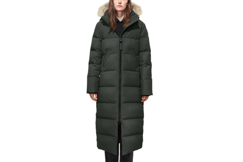 LADIES MYSTIQUE PARKA - FUSION FIT - 3035LA - 782 WOMENS SOFTGOODS CANADA GOOSE