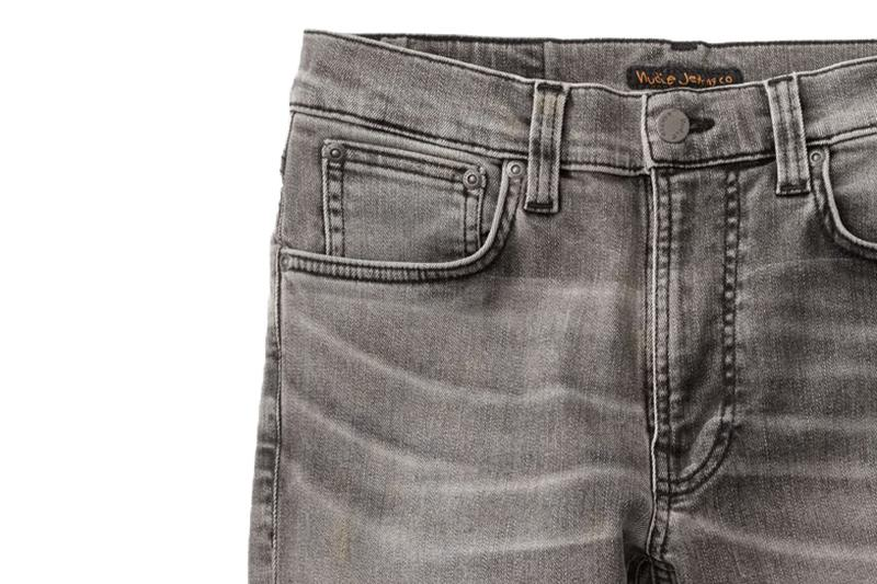 LEAN DEAN VINTAGE GREY - 113016 MENS SOFTGOODS NUDIE JEANS
