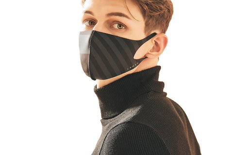 WASHABLE MASK - M-A07 ACCESSORIES LOOKA