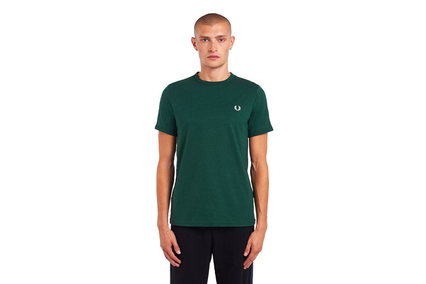 RINGER T-SHIRT-M3519 MENS SOFTGOODS FRED PERRY