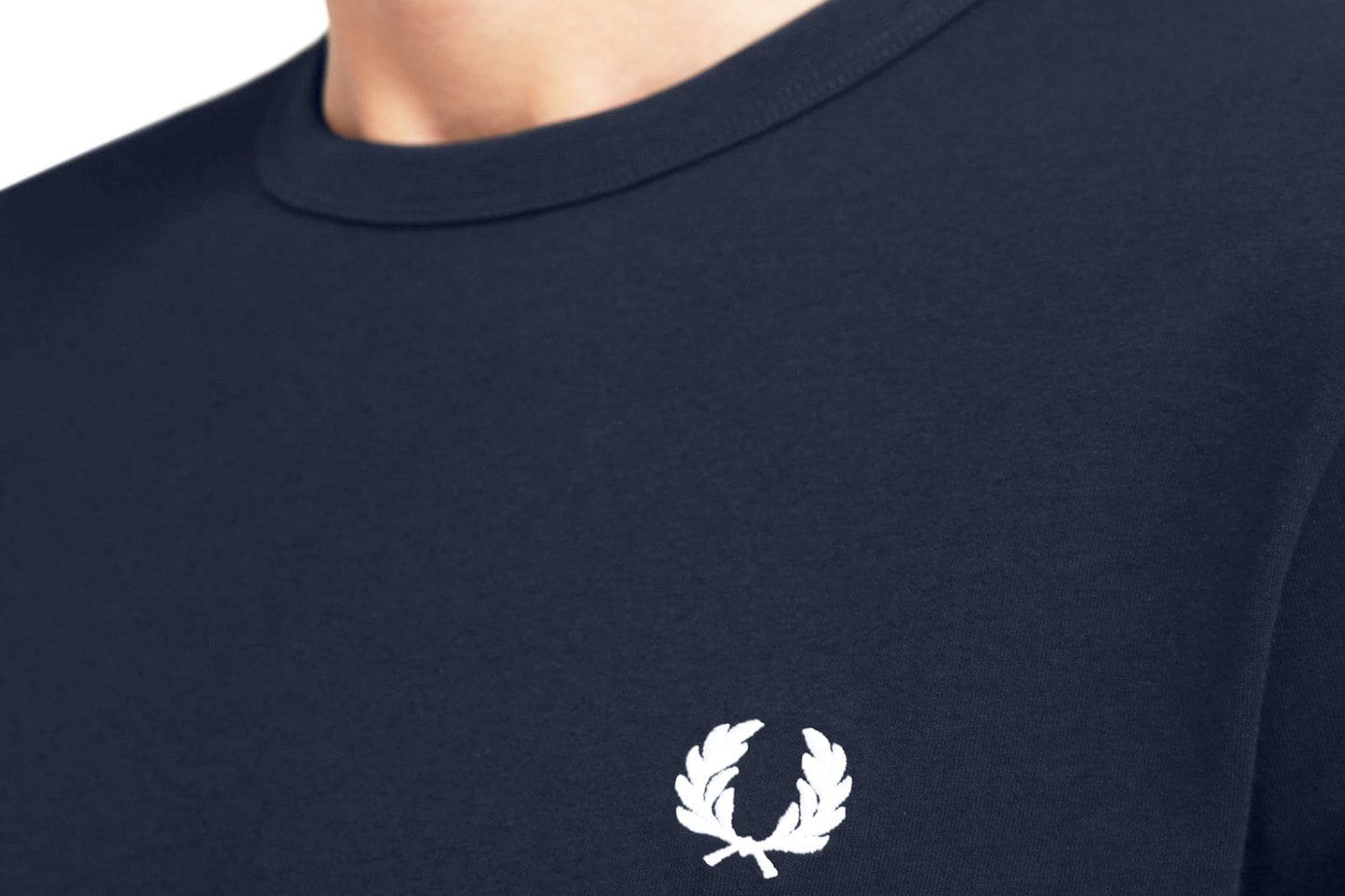 RINGER T-SHIRT - M3519 MENS SOFTGOODS FRED PERRY