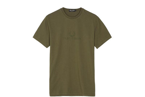 TONAL EMBROIDERED T-SHIRT - M3583