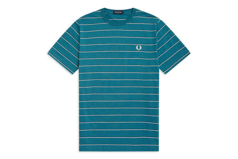 FINE STRIPE T-SHIRT-M8532 MENS SOFTGOODS FRED PERRY