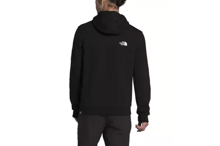 M FINE ALPINE HOODIE - EU MENS SOFTGOODS THE NORTH FACE
